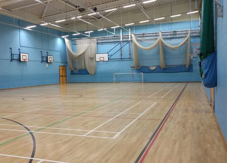 Image from Westfield Sports Centre