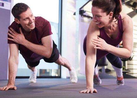 Image from Anytime Fitness York