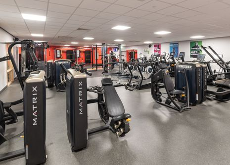 Image from Abbeycroft Leisure Skyliner Sports Centre