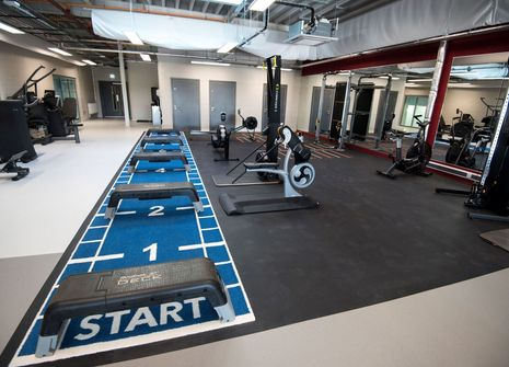 Abbeycroft Leisure The Gym Mildenhall picture