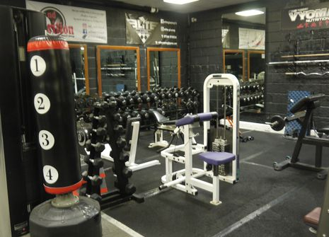 TYR Gym picture