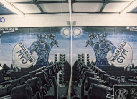 Warriors Gym picture