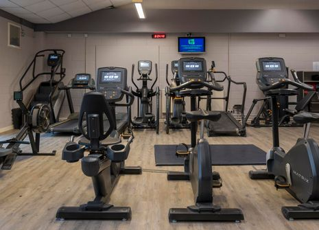 Image from Hills Road Sports & Tennis Centre