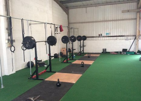 Image from Frontline Fitness