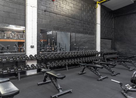 Graft Haus Gym picture