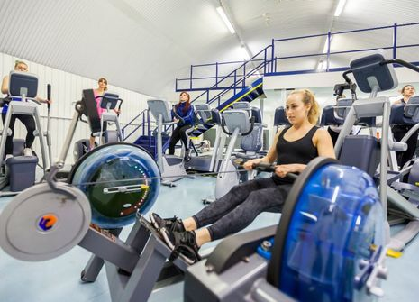 Image from Fitness4Less Cambridge Heath