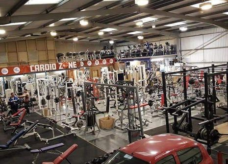 The Cave Gym picture