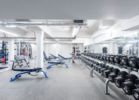 Image from Lift Gyms