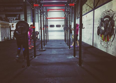 Central Staffs Crossfit picture