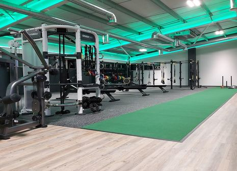 Image from Midsomer Norton Leisure Centre