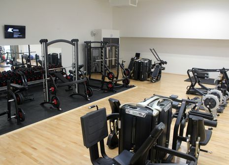 Image from Thurston Sports Education Centre