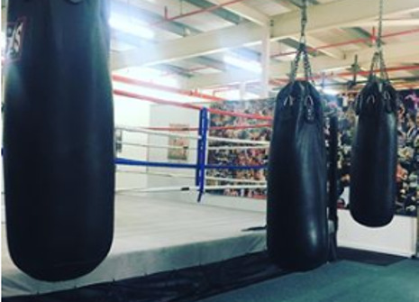 Image from Exile Gym