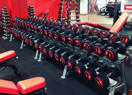 Image from Snap Fitness Carlisle