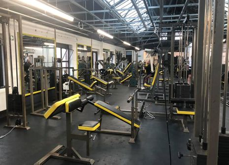 Image from GymLife Manchester