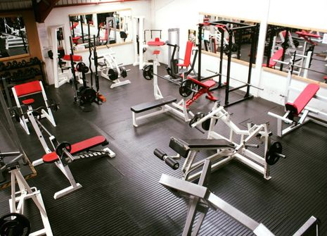EP Gym picture