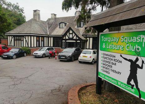 Image from Torquay Squash & Leisure Club