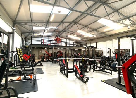 Image from Dynamic Strength & Fitness
