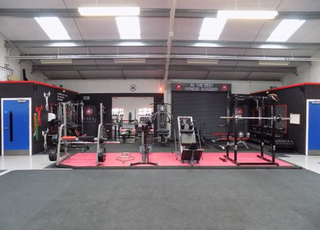 BTB FITNESS WINSFORD picture