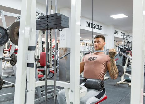 Muscle Base Gym picture