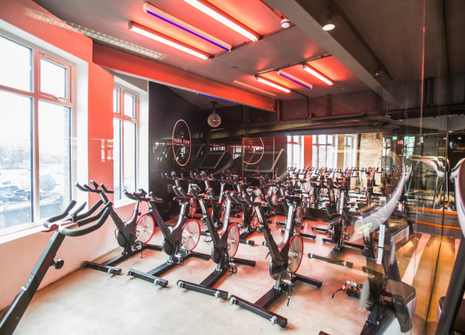Park View Health Clubs Palmers Green picture