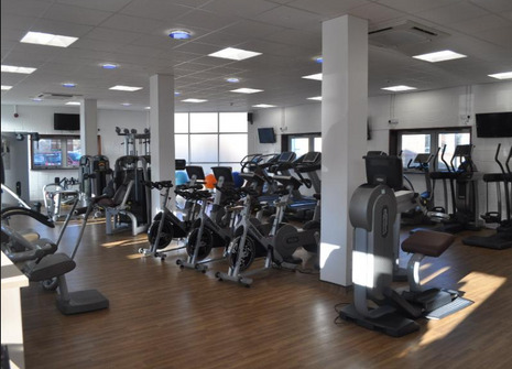 Carre's Grammar School Fitness Suite picture