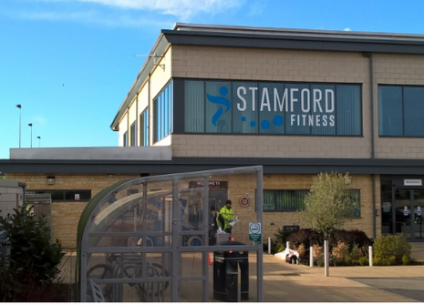 Stamford Fitness at Borderville Campus picture