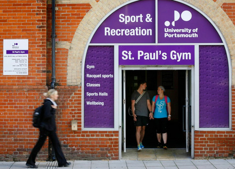 St Paul's Sports Centre picture
