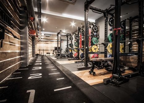Image from Volt Gym