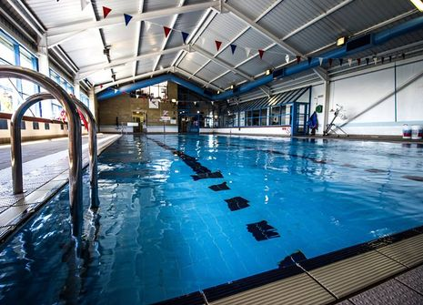 Camelford Leisure Centre picture