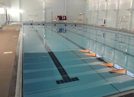 Tullos Swimming Pool picture
