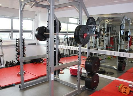 Oasis Academy Immingham Gym picture