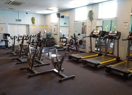 Thomas Keble School Gym picture