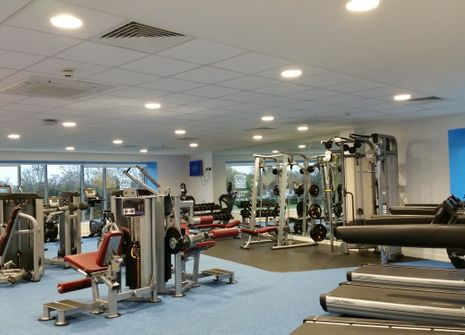ROSE HILL COMMUNITY CENTRE GYM picture