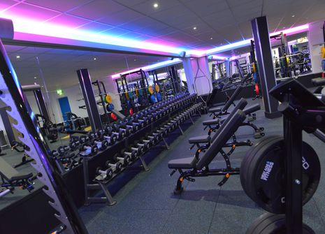 New Age Fitness Coatbridge picture