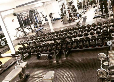 ATLAS GYM COLERAINE picture