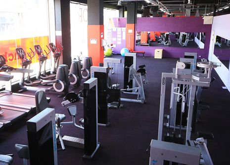 Anchor Strength & Fitness Ladies Gym picture