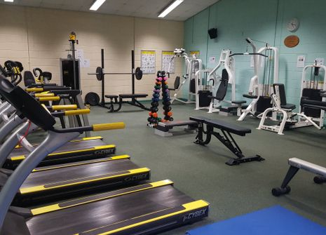WOTTON COMMUNITY SPORTS CENTRE picture