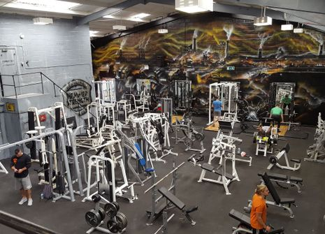 Foundry Gym Stafford picture