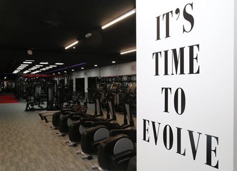 Image from Evolve Gym Colindale