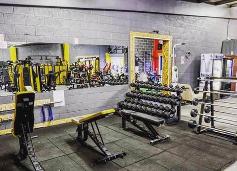 Iron Foundry Gym picture