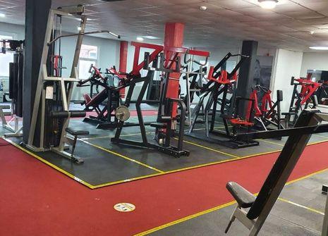 Image from Iron World Gym