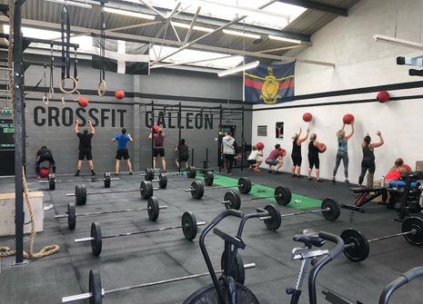 Image from CrossFit Galleon