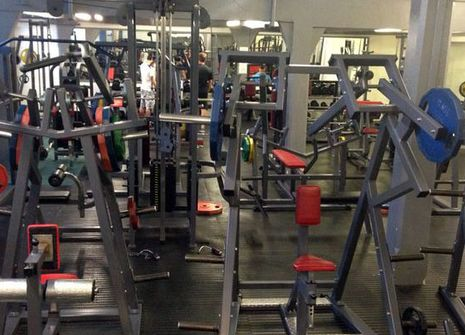 Intershape Gym Albert Rd picture