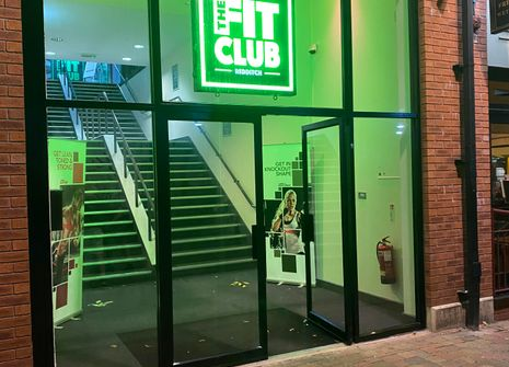 Prime Fitness Redditch picture