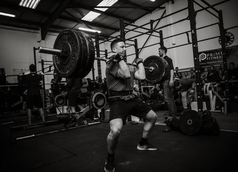Image from Saxon CrossFit