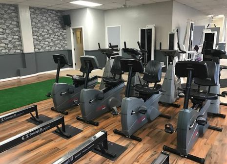 Ladies Fitness Studio picture