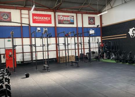Image from CrossFit SA1