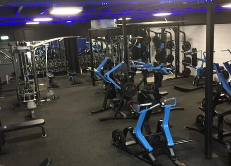 Image from Trident Gym