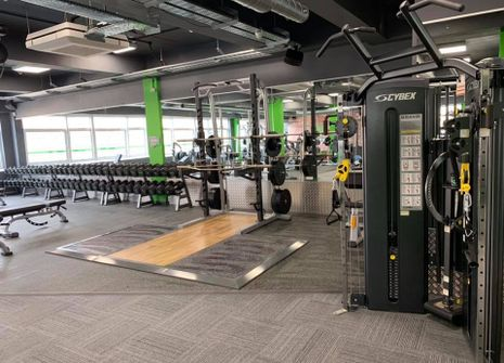 Energie Fitness Solihull picture