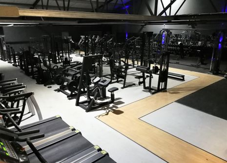 Image from Gym One